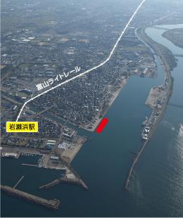 富山地区航空写真