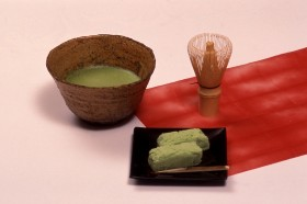 Wagashi (Japanese Sweets)Photo