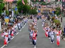 Otaru Ushio Festival Photo