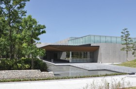 KOSHINOKUNI Museum of Literature Photo