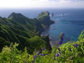 神威岬写真