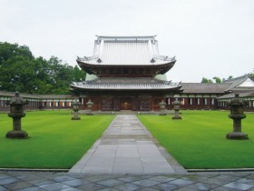 National Treasure Zuiryuji Temple Photo