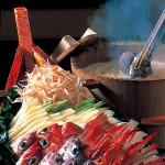 男鹿石焼き料理