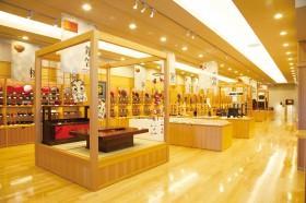 川連漆器伝統工芸館写真