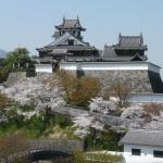 福知山城写真