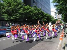 YOSAKOIソーラン祭り写真
