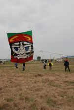 Ecchu Daimon Kite Festival Photo