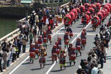 """Matsue """"Musha Gyoretsu"""" Warrior Procession Photo"""