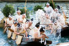 Morotabune Shinji (Shinto ritual) Photo