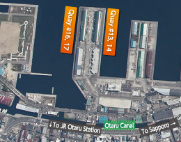 Wharf No.3 Aerial Photo