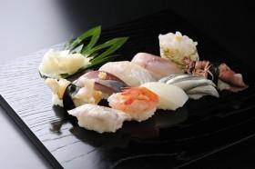 富山湾鮨写真