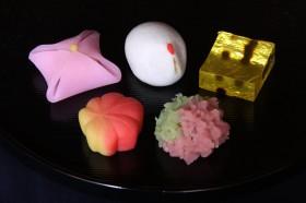 京菓子写真