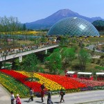 Tottori Hanakairo – Flower Park Photo
