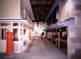小樽市総合博物館運河館写真