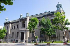 日本銀行旧小樽支店金融資料館写真