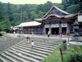大山寺(修験道の霊峰)写真