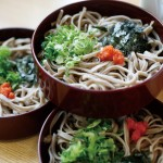 Izumo soba (buckwheat noodle)